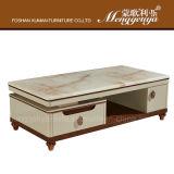 Tavolino da salotto di marmo popolare (H2-1300)