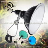 UL Eco-Friendly E26 Reptile Pet Glow Light com Lamp Clamp