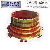 Hohes Mangan Castig Stahlkonkaves und Umhang für Kegel-Zerkleinerungsmaschine