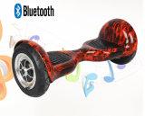10 собственная личность колеса дюйма 2 балансируя электрический занимаясь серфингом самокат