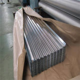 Corrugated galvanizzato Metal Roofing Sheet per Shed