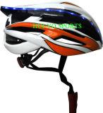Шлем СИД светлый, шлем СИД, проблескивая шлем, поручать силы USB