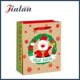 """""""Feliz Geburts-"""" Anpassen Packpapier-Weihnachtshandgeschenk-Papierbeutel"""