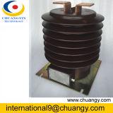 transformateur de courant extérieur de la résine 24kv époxy pour le contrat de mesure de mécanisme de système mv