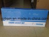 Riparazione del motore del motore di Mahle che revisiona il kit /Set della guarnizione specializzato in motore 4D34 dell'escavatore fatto in Cina Manufacutre