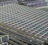 Reja de acero negra no tratada para las plataformas