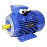 Electric di alluminio Asynchronous Induction Motor con CE