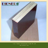Mélamine WBP Glue 18mm Marine Plywood Deux fois chaud pressé