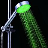 목욕탕 손 샤워 3 색깔 변경 LED 빛 (SDS-A2)
