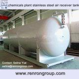 Tanque T-44 do receptor de ar do aço inoxidável de planta de produtos químicos