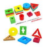 Brinquedos de harmonização da segurança colorida e da forma ambiental