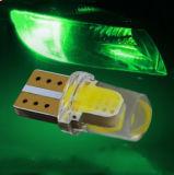 Nieuwe Lichten! LEIDENE van de Macht van het Silicone van de Fabriek van Guangdian Lichten van het Instrument van de Lamp van de Breedte van de Waterdichte Hoge MAÏSKOLF 8chip van de Auto de Lichte T10