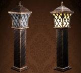 2016 nuevas luces del césped del diseño con alto brillo
