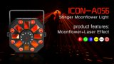 2016最新のスティンガーの月の花ライトセリウムFCC RoHS