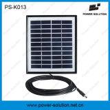 Sistema domestico di energia solare di illuminazione con il carico del telefono