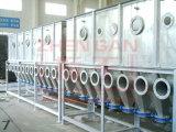 Precio bajo para el secador de la resina por el secador de ebullición horizontal