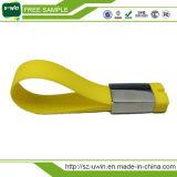실리콘 손목 펜 드라이브 벌크 USB 플래시 드라이브