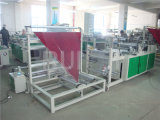 Folder를 가진 옆 Sealing Plastic Garment Bag Making Machinery