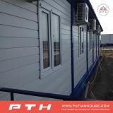 Дом контейнера плоского пакета Pth модульный для класса, общая спальня, гостиницы