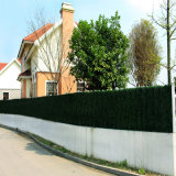 Напольное Artificial Boxwood Hedge Graden Fence для Landscape