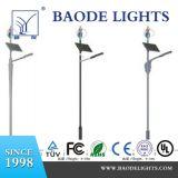 Luz de calle solar del híbrido LED del nuevo viento del diseño (BD-TYN0002-4)