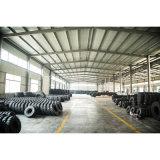 산업 타이어, 포크리프트 단단한 타이어, 6.00-9대의 포크리프트 타이어