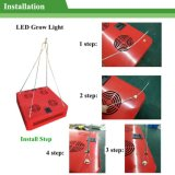 Diodo emissor de luz interno Growlight de IP54 Professtional AC85-265V 300W