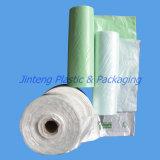 LDPE Plastic Bags op Roll met Logo Printing voor Supermarket