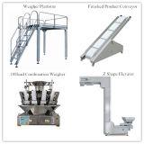 Machine de pesage automatique d'emballage de céréale de granule