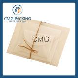 Envelope transparente do papel especial para a embalagem da jóia (CMG-ENV-001)