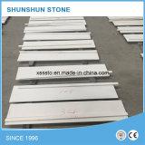 台所のための普及した人工的な石造りの水晶カウンタートップの卸売