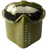 Mascarilla completa de los Favorable-Anteojos de Airsoft con el sistema de ventilador
