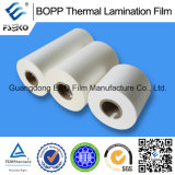 Thermo BOPP lamellierender Rollenfilm