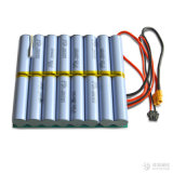 2200mAh 18650 het Li-Ion 60V Battery van Samsung voor Autoped Battery