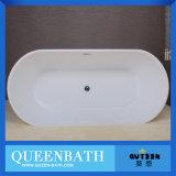 Bañera de acrílico de la esquina simple libre del torbellino (JR-B822)