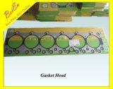 Pista modelo de la junta de la marca de fábrica de la marca de fábrica 4jb1 Sakola de Isuzu para el motor Cyliner del excavador en la fabricación común grande para 8-94332327-09