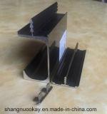 La manopola di alluminio di profilo di alta qualità ha estruso profilo di alluminio del Governo