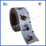 Papier de vente bon de tatouage de prix usine pour le bubble-gum d'emballage