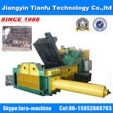 Y81-1250 éliminent la machine en aluminium hydraulique de presse de mitraille