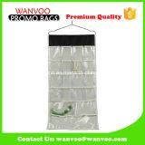 Fábrica de suspensão do saco do organizador do compartimento da tela feita em China