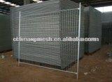 オーストラリアまたはカナダの高水準の一時塀またはSaft (専門の製造業者) /Galvanizedの網パネルの鉄条網