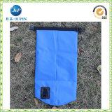 L'immersione subacquea promozionale 20L di nuoto impermeabilizza il sacchetto asciutto dello zaino del barilotto (JP-WB010)