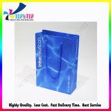 Pantone Farben-Drucken-Großverkauf-faltbares Luxuxeinkaufen-Papierbeutel