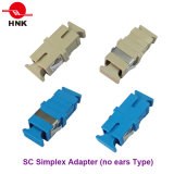 Sc Simplex Fiber Optic Adapter Without Ear
