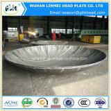 管のための皿に盛られた楕円形のヘッドステンレス鋼の付属品