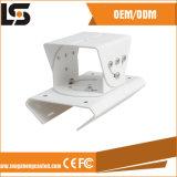 알루미늄의 CCTV 사진기 주거는 주물 연결관 접합기 반지를 정지한다