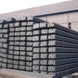 Штанга нового черного угла стальная