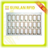 Contactless/접촉 스마트 카드 3*7 배치를 위한 플라스틱 RFID 상감세공