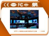 Alto alquiler a todo color de interior del brillo P6 SMD que hace publicidad de la visualización de LED