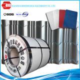 Farben-Stahl der thermischen Isolierungs-PPGI PPGL galvanisierte Stahlring-Dach-Blatt